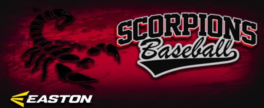 Scorpions Baseball - Home
